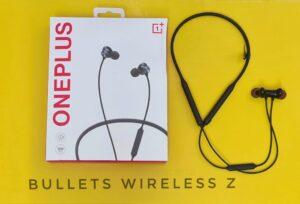 Oneplus Bullets Wireless Z Unboxing & Review || Best Neckband Wireless Earphone Under 2000